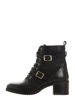 Dune London - Cowboy-/Bikerstiefelette - black