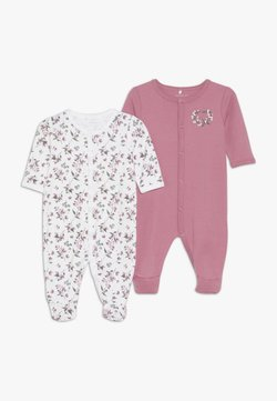 Name it - NBFNIGHTSUIT 2 PACK - Pyjamaser - heather rose