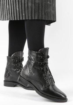 MJUS - Stiefelette - schwarz