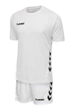 Hummel - 2 PIECE SET - kurze Sporthose - white