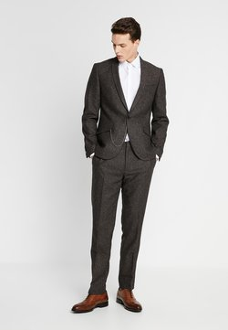 Shelby & Sons - BUCKLAND SUIT - Costume - dark brown