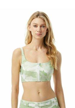MICHAEL Michael Kors - Bikini-Top - green