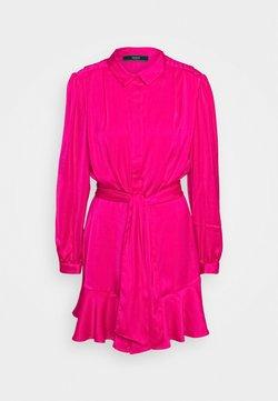 Guess - Blusenkleid - shocking pink