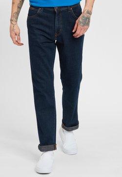 Wrangler - TEXAS  - Jeans slim fit - dark blue