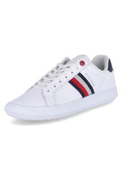 Tommy Hilfiger - ESSENTIAL CUPSOLE - Sneakersy niskie - weiß