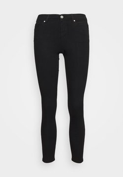 ONLY Petite - ONLWAUW LIFE - Jeans Skinny Fit - black