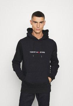 Tommy Jeans - Sweat à capuche - black