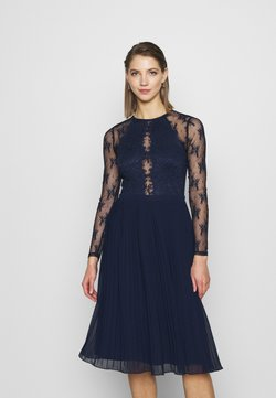 Nly by Nelly - SOMETHING ABOUT HER - Cocktail dress / Party dress - navy
