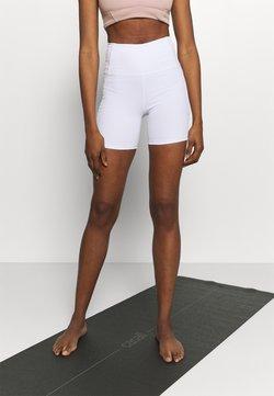 Cotton On Body - POCKET BIKE SHORT - Tights - white
