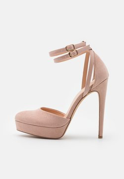 Even&Odd - Zapatos altos - light pink