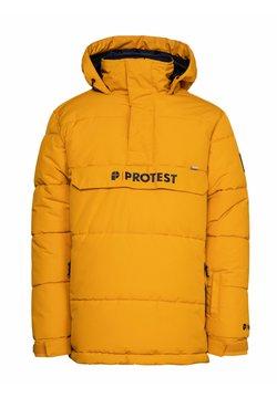 Protest - DYLAN JR  - Laskettelutakki - dark yellow