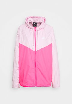 Nike Sportswear - PLUS - Summer jacket - pink foam/hyper pink/white
