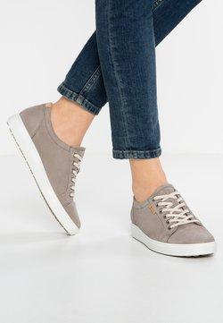 ECCO - SOFT - Sneakers laag - warm grey