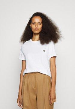 PS Paul Smith - WOMENS ZEBRA - T-Shirt basic - white