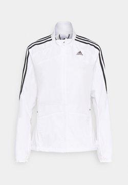 adidas Performance - MARATHON  - Laufjacke - white