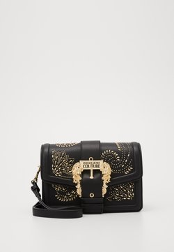 Versace Jeans Couture - SHOULDER BAG COUTURE STUDS - Torebka - nero
