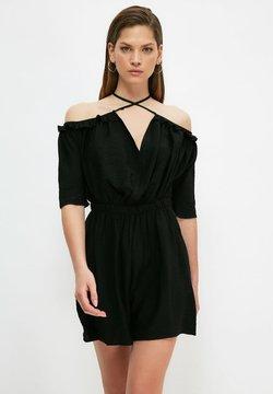 Trendyol - Vestido de cóctel - black