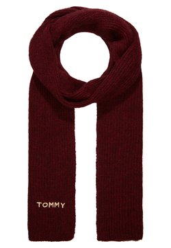 Tommy Hilfiger - EFFORTLESS SCARF - Schal - red