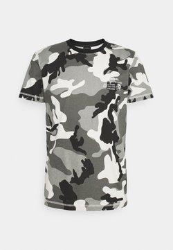 Diesel - DIEGOS  - Nachtwäsche Shirt - grey