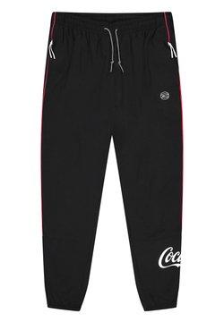 K1X - COCA-COLA HOOL - Jogginghose - black