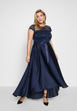 Swing Curve - EXCLUSIVE DRESS - Occasion wear - marine