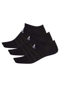 adidas Performance - LIGHT NO SHOW 3 PAIR PACK - Sportsocken - black