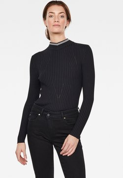 G-Star - LYNN  - Pullover - black