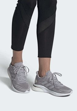 adidas Performance - SUPERNOVA SHOES - Zapatillas de running neutras - grey