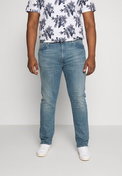 Levi's® Plus - 502™ TAPER - Jeans Tapered Fit - green cider