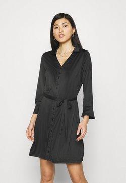 Anna Field - Vestido camisero - black
