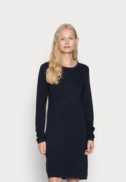 edc by Esprit - DRESS - Vestido de punto - navy