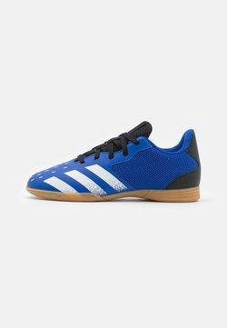 adidas Performance - PREDATOR FREAK 4 IN SALA UNISEX - Chaussures de foot en salle - royal blue/footwear white/core black