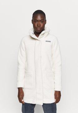 Columbia - PANORAMA LONG JACKET - Fleece jacket - chalk