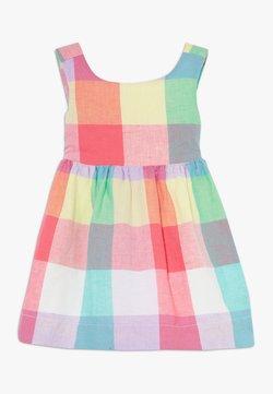 GAP - TODDLER GIRL PLAID DRESS - Cocktailkleid/festliches Kleid - multicoloured