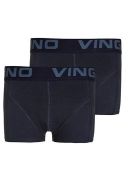 Vingino - 2 PACK - Shorty - navy