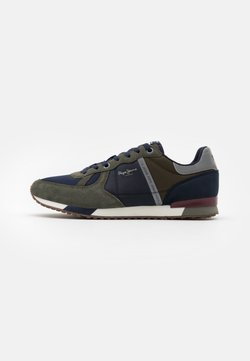 Pepe Jeans - TINKER SECOND - Sneaker low - khaki green