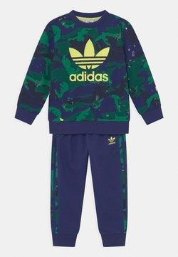 adidas Originals - CREW SET UNISEX - Trainingsanzug - night sky/multicolor