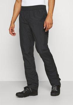 Craft - CORE ENDUR HYDRO PANTS - Stoffhose - black