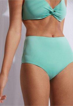 Calzedonia - INDONESIA ECO - Bikiniunderdel - ice mint