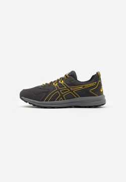 ASICS - SCOUT - Zapatillas de trail running - graphite grey/saffron