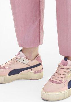 Puma - CALI SPORT MIX - Sneaker low - peachskin-whisper white