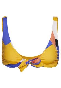 O'Neill - ELBAA - Bikinitop - yellow/red