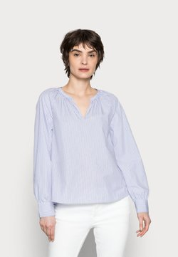 Tommy Hilfiger - RELAXED BLOUSE - Bluse - white