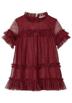 Name it - Cocktailkleid/festliches Kleid - cabernet