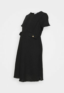 Seraphine - JAELYN BIAS DRESS - Vestido informal - black