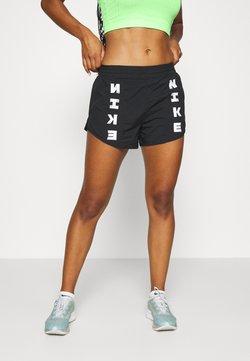 Nike Performance - TEMPO SHORT - Sports shorts - black/black/black/white