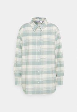 Weekday - EDYN OXFORD - Camisa - dusty green