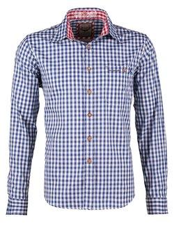Stockerpoint - RUFUS - Hemd - dunkelblau