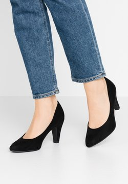 Tamaris - COURT SHOE - Pumps - black