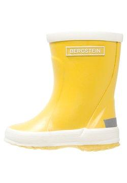 Bergstein - RAINBOOT - Regenlaarzen - yellow